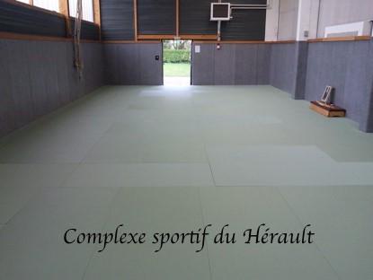 Complexe sportif du Hérault