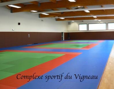 complexe sportif du Vigneau